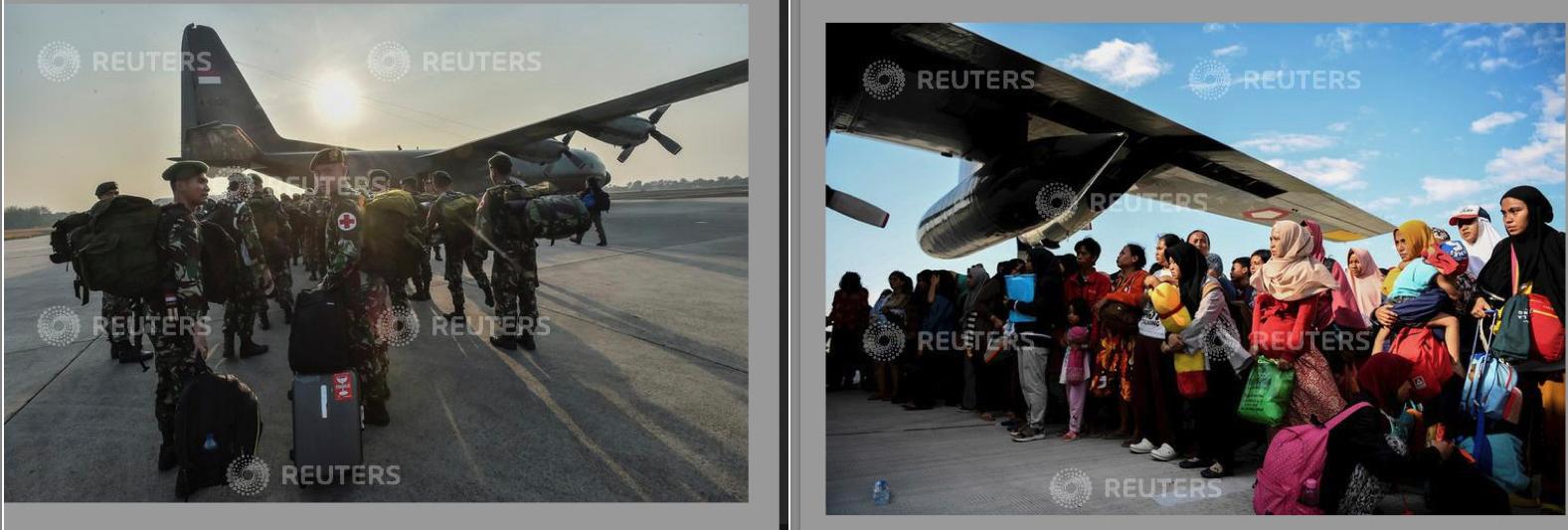 (© Hafidz Mubarak/Antara Foto/ A/Reuters)