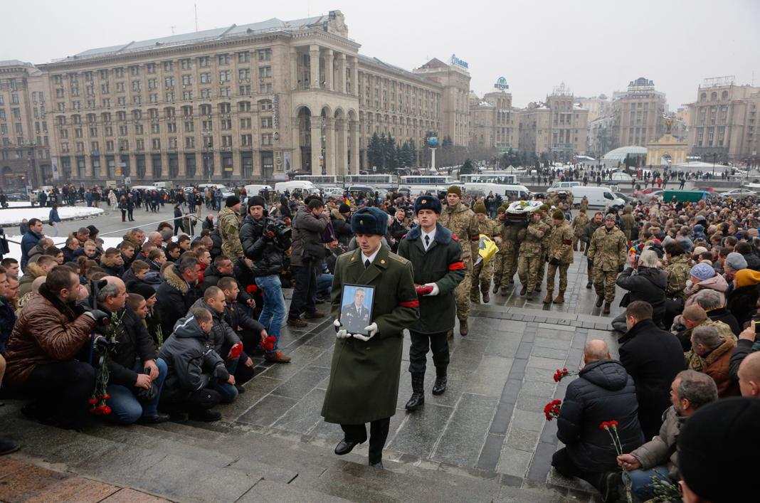 (© Sergei Chuzavkov/AP Images)