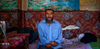 Hombre con gorra y barba (© Elizabeth Dalziel/AP Images)