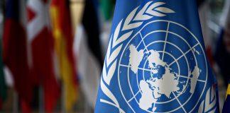 U.N. flag (© Shutterstock)