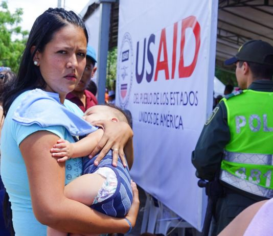 Colombia Venezuela Migrants (© Christine Armario/AP Images)