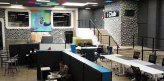 Open area workspace (IBM Research-Africa)
