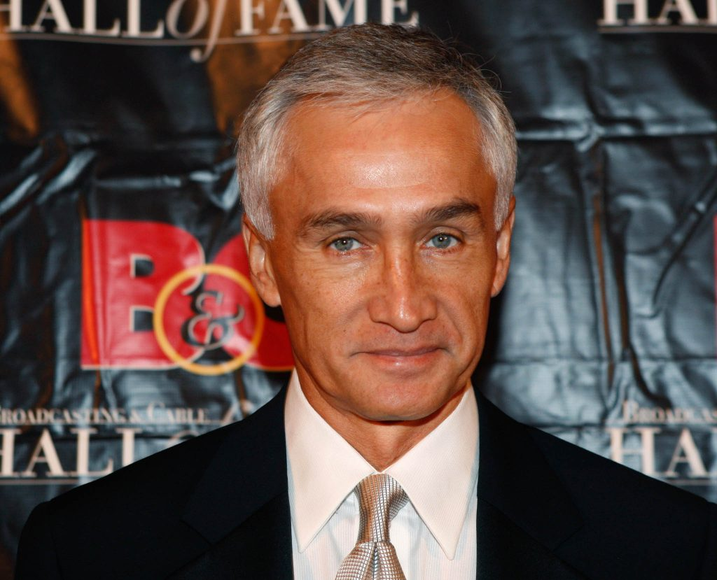 Headshot of Jorge Ramos in suit (© Kathy Willens/AP Images)