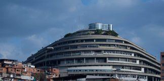 Venezuela's Helicoide building (© Fernando Llano/AP Images)