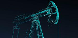 Oil pumpjack (State Dept.)