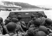准备在诺曼底登陆的美军(照片:陆军部)