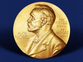 Image of Nobel Prize medal (© Shutterstock)