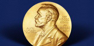 Photo de la médaille du prix Nobel (© Shutterstock)