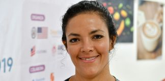 Yolanda Ibarra smiling (U.S. Embassy Peru)