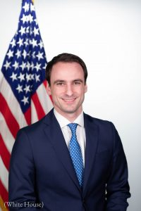 Portrait photo of Michael Kratsios (White House)