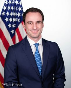 Portrait photo of Michael Kratsios (White House)