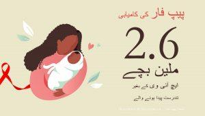 ایچ آئی وی کے بغیر پیدا ہونے والے بچوں کے بارے میں اعداد و شمار۔ (State Dept.)