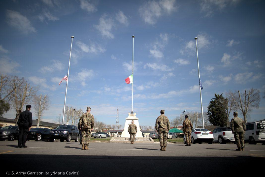 (U.S. Army Garrison Italy/Maria Cavins)