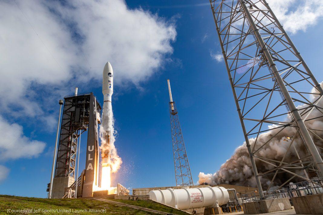 (Courtesy of Jeff Spotts/United Launch Alliance)