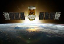 Иллюстрация спутника на орбите (NOAA)