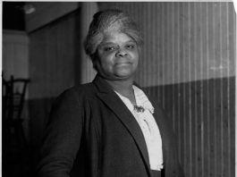 Portrait d'Ida B. Wells (© Chicago History Museum/Getty Images)