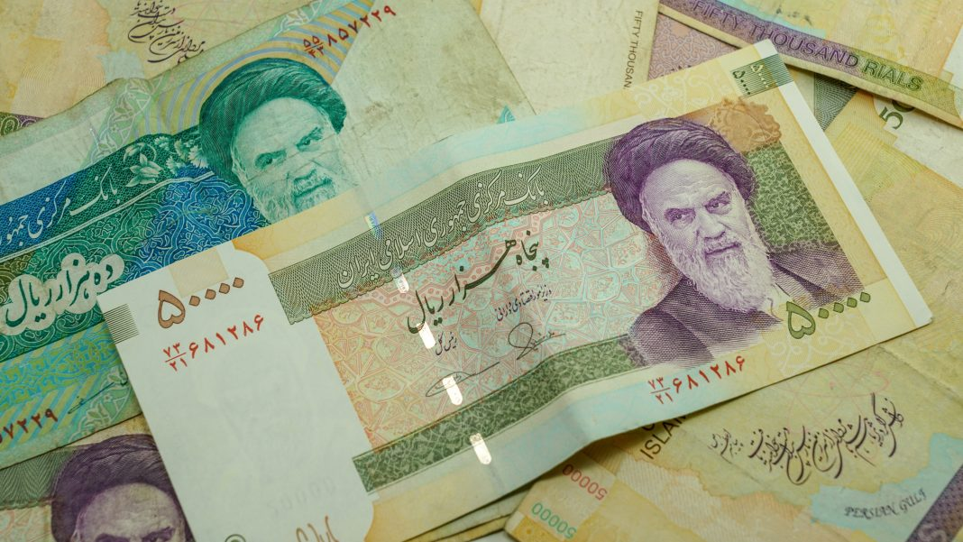 Billet de banque iranien (© Shutterstock)