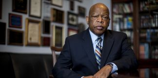 Congressman John Lewis (© Jeff Hutchens/Getty Images)
