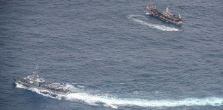 Perahu nelayan yang berputar-putar (© Santiago Arcos / Reuters) (© Santiago Arcos/Reuters)
