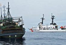 Dos barcos en el océano (USCG/Petty Officer Jonathan R. Cilley)