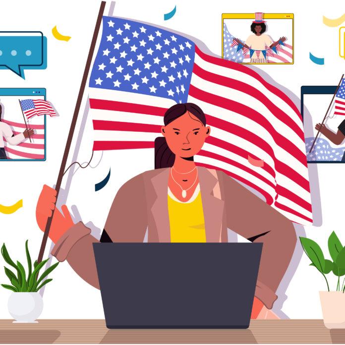 Infographic explaining five steps to becoming a U.S. ambassador (State Dept./H. Efrem)