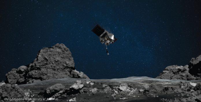 (NASA/Goddard/University of Arizona)