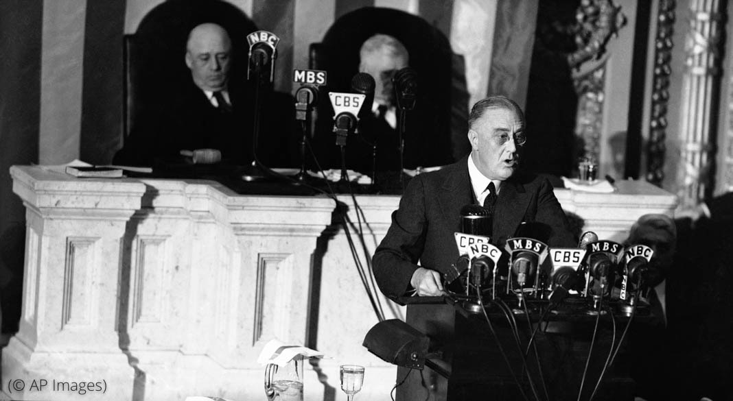 Franking D. Roosevelt