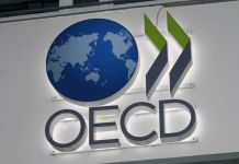 Organization for Economic Cooperation and Development logo (© Shutterstock)