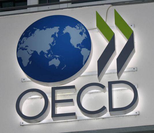 Logo Organisation for Economic Co-operation and Development (© Shutterstock)