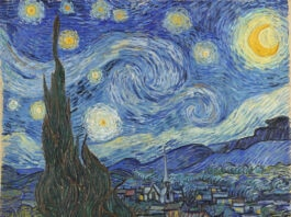 "Vincent van Gogh's painting ""The Starry Night"" (© Art Images/Getty Images)"