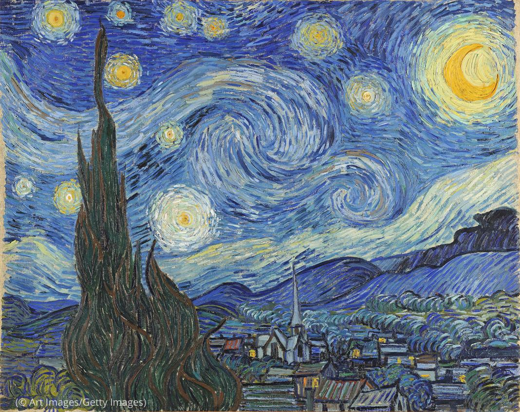 Tableau de Vincent van Gogh (© Art Images/Getty Images)