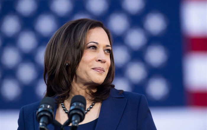 As U.S. vice president, Kamala Harris will be President Biden's closest adviser. Learn how her background helped transform her into a champion of justice.