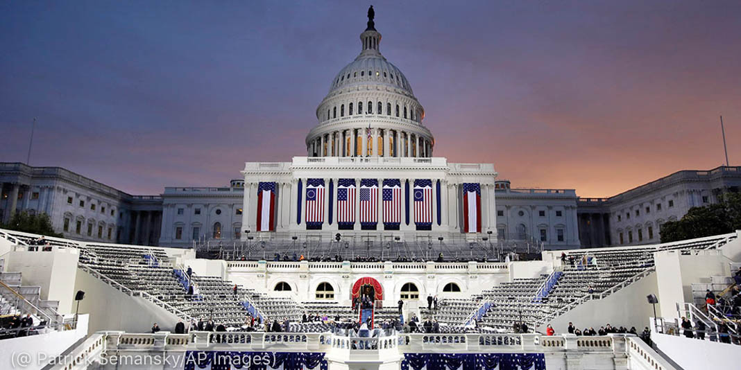 The Capitol in Washington D.C. (© Patrick Semansky/AP Images)