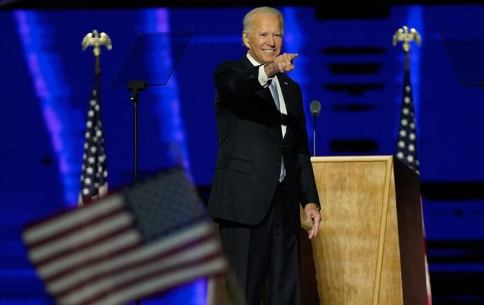 Joseph R. Biden Jr. will be sworn in as America's 46th president on January 20. Learn more about his experience and what he hopes to achieve in office.