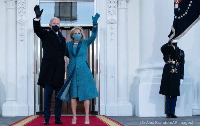 Images of the inauguration [photo gallery]