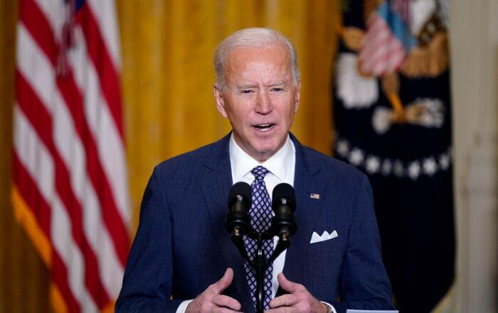 Biden: U.S. will work with democratic partners