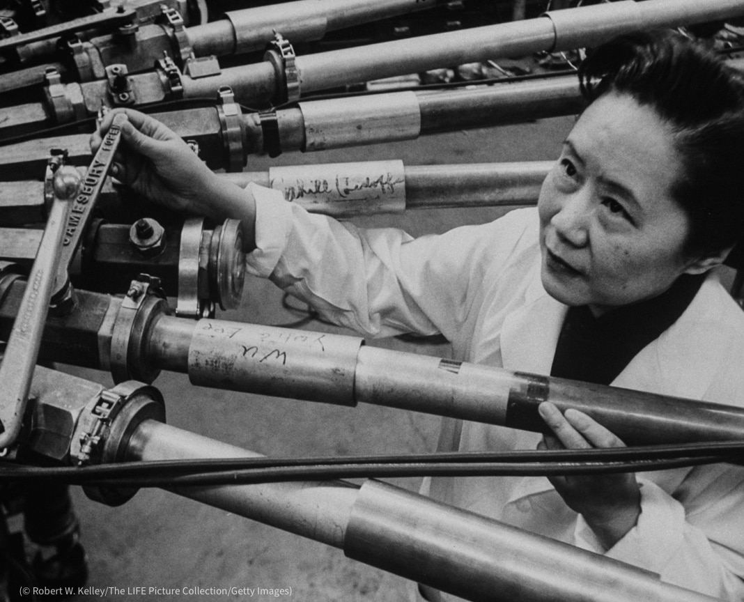 Chien-Shiung Wu (© Robert W. Kelley/The LIFE Picture Collection/Getty Images)