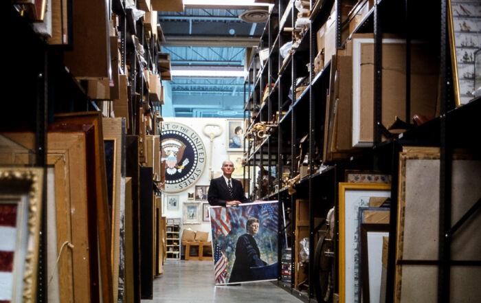 Presidential libraries help humanize former U.S. leaders