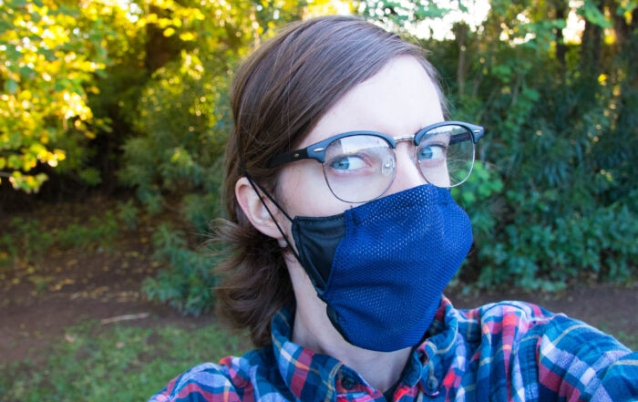 Inventive COVID-19 mask designs come from U.S. universities
