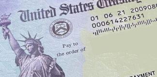 第二批600美元救助金(照片:美联社)