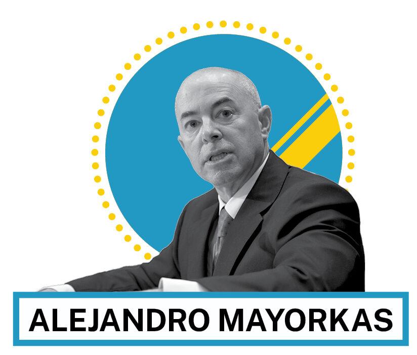 Portrait de Alejandro Mayorkas (© AP Images et Shutterstock)