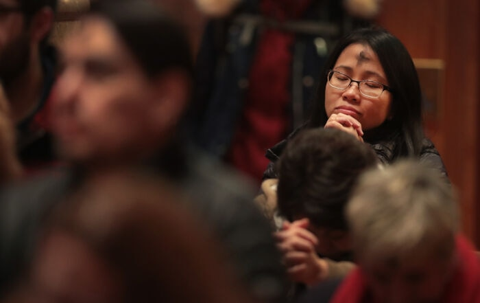 American Christians find renewal during Lent