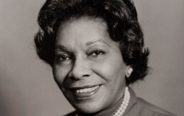 Barbara Watson paved the way for women and Black diplomats