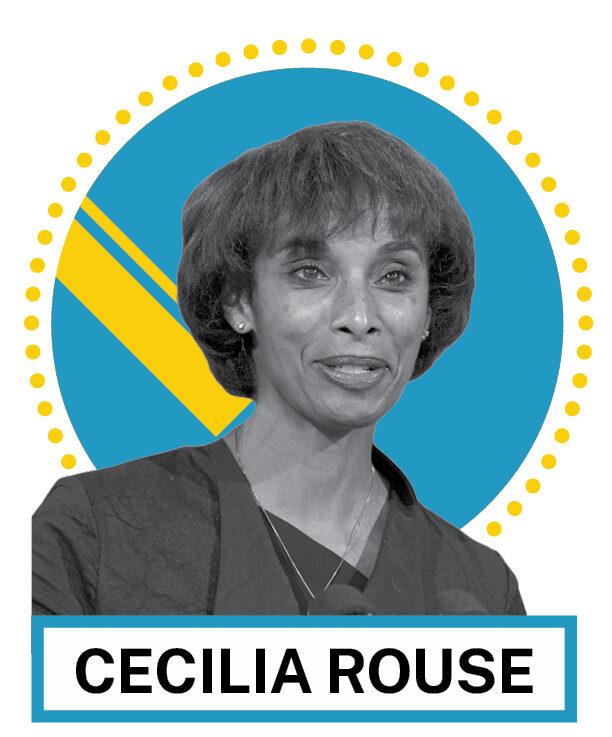 Portrait de Cecilia Rouse (© AP Images et Shutterstock)