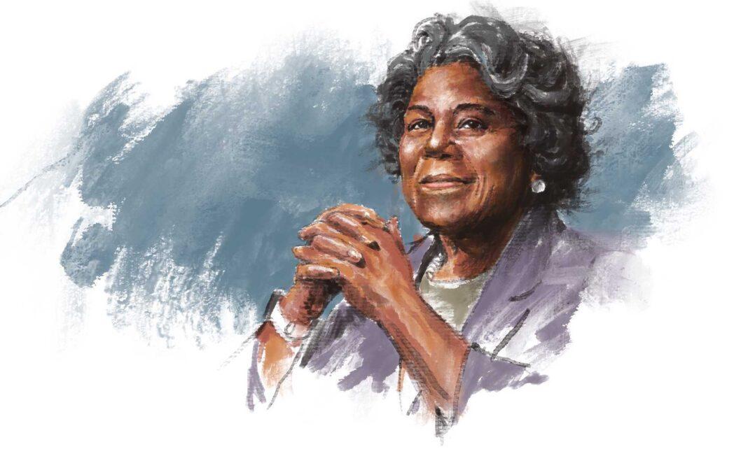 Illustration of Linda Thomas-Greenfield (State Dept./D. Thompson)