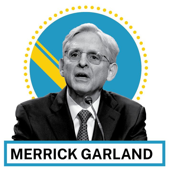 Merrick Garland (© AP Images and Shutterstock)