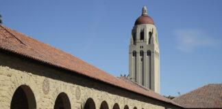 斯坦福大学胡佛塔(照片:美联社)