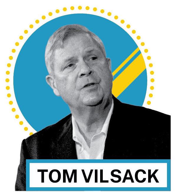 Portrait de Tom Vilsack (© AP Images and Shutterstock)