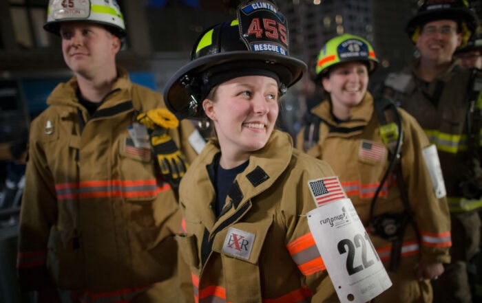 Women tackle firefighting's risks and rewards