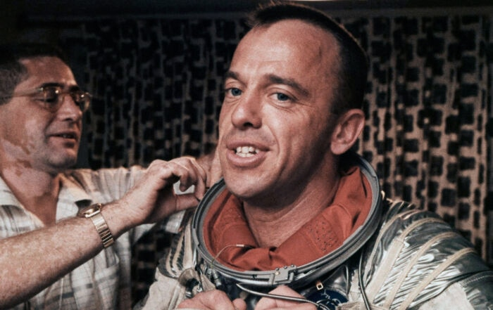 60 years ago, Alan Shepard became the first American in space
